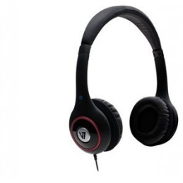V7 CASQUE DELUXE AUDIO NOIR Filaire Jack 3.5mm cable 1.8m