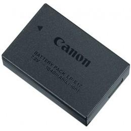CANON Batterie LP-E17 Lithium-ion 7,2V 1040 mAh pour EOS Rebel T6s et T6i