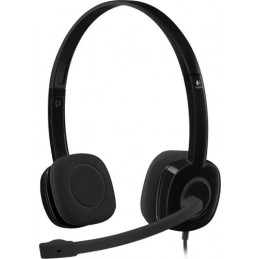 LOGITECH H151 Casque Micro Stereo filaire 1.8m Jack 3.5mm