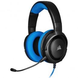CORSAIR HS35 Bleu Micro-Casque Gamer Jack 3.5 - CA-9011196-EU