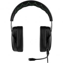 CORSAIR HS50 Stereo Gaming Micro-Casque Vert - Jack 3.5 mm - CA-9011171-EU