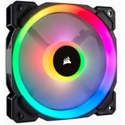 CORSAIR LL Series LL140 RGB Ventilateur Boitier PC 140mm LED - CO-9050073-WW