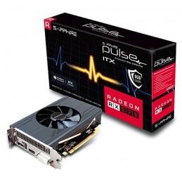SAPPHIRE RADEON PULSE RX 570 ITX 4G CARTE GRAPHIQUE AMD - 11266-34-20G - vue emballage
