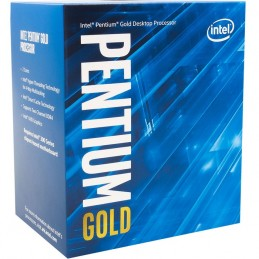 INTEL Pentium Gold G5400 Processeur 3.7Ghz LGA-1151 COFFEE LAKE - BX80684G5400