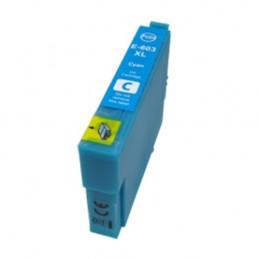 CR-T603XLC COMPATIBLE EPSON T603XLC CYAN NO-OEM 603XL CARTOUCHE JET D'ENCRE