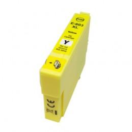 CR-T603XLY COMPATIBLE EPSON T603XLY JAUNE NO-OEM 603XL CARTOUCHE JET D'ENCRE