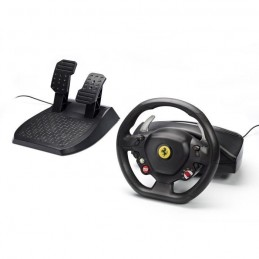 THRUSTMASTER Volant PC Ferrari 458 Italia - PC / Xbox 360 - Cable USB 3 m