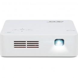 ACER C202i Blanc Vidéoprojecteur mobile LED DLP FWVGA 300 Lumens - HDMI / USB