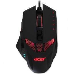 ACER Nitro Gaming Noir Souris Filaire USB - vue de dessus