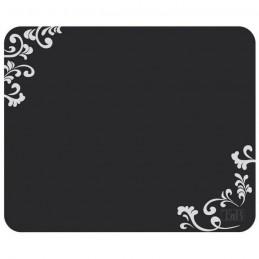 T'nB EXCLUSIV ! Arabesque - Tapis de souris 22 x 18 cm - Noir et blanc