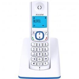 ALCATEL F530 solo bleu telephone fixe sans fil DECT