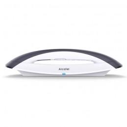 ALCATEL Smile Voice Téléphone Sans Fil avec Répondeur - Blanc Gris