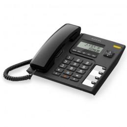 ALCATEL T56 Noir Téléphone Filaire mains-libres sans répondeur