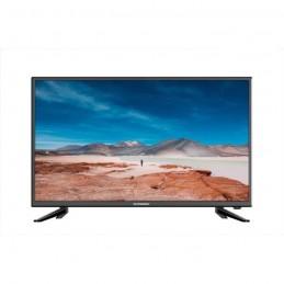 """SCHNEIDER LD24-SCF06HB TV LED HD Ecran plat - 24"""" (60 cm) - 1*HDMI - Classe énergétique A - vue de face"""