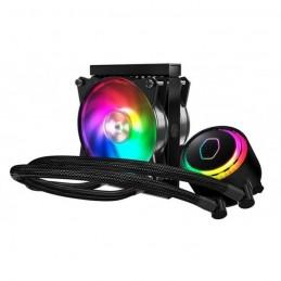 COOLER MASTER ML120R RGB Watercooling CPU Ventilateur 1x 120mm