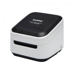 BROTHER VC-500W Imprimante d'étiquettes couleurs - tout-en-couleur