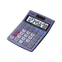 CASIO MS8VER II bleue Calculatrice de Bureau