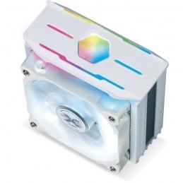 ZALMAN CNPS10X Optima II Blanc (RGB) - Ventirad Processeur Intel / AMD - vue de dessus