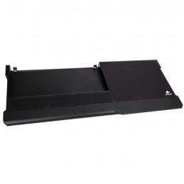 CORSAIR K63 Support sans fil pour le clavier K63 - Lapboard gaming CH-9510000-WW - vue de trois quart
