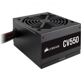 CORSAIR 550W Alimentation PC - CV 550 - 80 PLUS BRONZE (CP-9020210-EU)