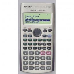 CASIO FC100V GRISE CALCULATRICE FINANCIÈRE - écran 4 lignes