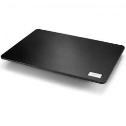 """DEEPCOOL N1 Noir Support ventilé pour Pc portable 15"""" Ventilateur 180mm - vue a plat"""