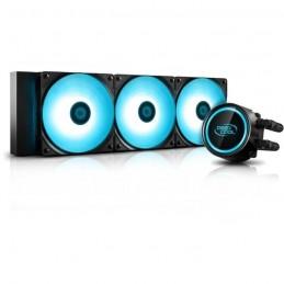 DEEPCOOL Gammaxx L360 V2 RGB Watercooling CPU Ventilateur 3x 120mm