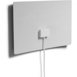 ONE FOR ALL SV9440 Antenne TNT d'intérieur Ultra plate - Filtre 4G - vue sur mur