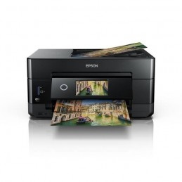 EPSON XP-7100 Imprimante 3 en 1 Jet d'encre - Recto-verso automatique - USB 2.0 - LAN - WiFi