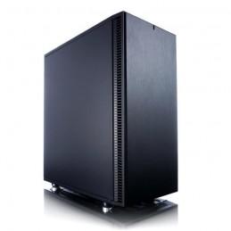 Fractal Design Define C Noir Boitier PC Moyen Tour pour CM ATX - vue trois quart gauche