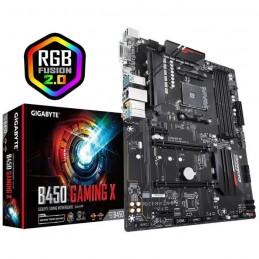 GIGABYTE B450 Gaming X Carte Mère ATX AMD Socket AM4 - vue emballage