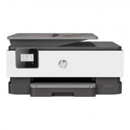 HP OfficeJet Pro 8014 Imprimante 3-en-1 Jet d'encre Couleurs - Wi-Fi - recto-verso automatique