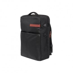 "HP OMEN 17.3"" Gaming Backpack Sac a dos Gamer - Etanche - jusqu'a 17"", poches d'accessoires, Noir/Rouge"