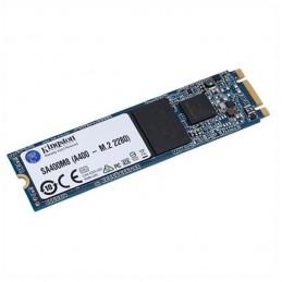 KINGSTON 120GO SSD A400 - M.2 2280 - SATA 6Gbs (SA400M8/120G)
