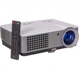 LTC VP2000-W Projecteur vidéo a LED - Duplication d'écran par wifi - HDMI - LED 100 W