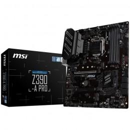 MSI Z390-A Pro Carte Mere ATX Intel Z390 - Socket LGA-1151 DDR4 - vue emballage