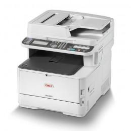 OKI MC363DN Imprimante Laser Couleur Multifonction - 30 ppm - 1200 x 600 dpi