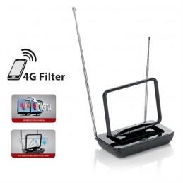 ONE FOR ALL SV9015 Antenne intérieure TNT / DAB - analogique et numérique