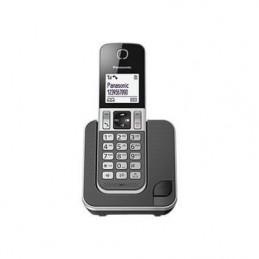 PANASONIC KX-TGD310FRG Solo Téléphone sans fil Noir - sans Repondeur