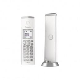 PANASONIC TGK220 Blanc Téléphone résidentiel DECT design - avec répondeur