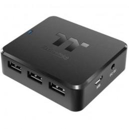 THERMALTAKE H200 PLUS - Hub USB Interne Boitier PC - vue de trois quart