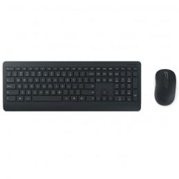 MICROSOFT Wireless Desktop 900 Noir Pack Clavier AZERTY + Souris sans fil - PC / Mac - vue de dessus