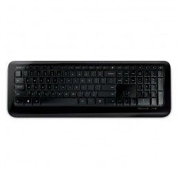 MICROSOFT Wireless Keyboard 850 Noir Clavier sans fil - AZERTY