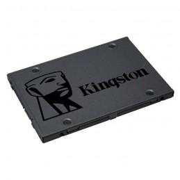 "KINGSTON 480Go SSD A400 Interne 2.5"" - SA400S37/480G - vue trois quart"