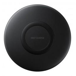 SAMSUNG Pad a Induction Noir Ultra Plat Charge rapide USB-C - vue de dessus