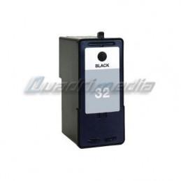 Lexmark N° 32 Black 18C0032E Compatible