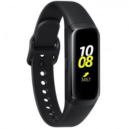SAMSUNG Galaxy Fit - Noir - montre connectée - Cardiofréquencemètre