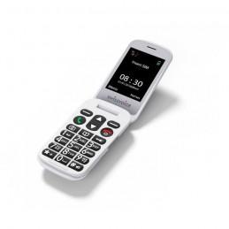 """SWISSVOICE D28 Téléphone mobile débloqué 2G pour seniors - Ecran 2.8"""""""
