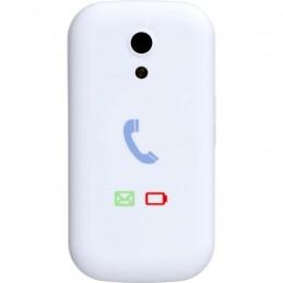 SWISSVOICE S28 Téléphone mobile GSM débloqué 2G a clapet pour Séniors