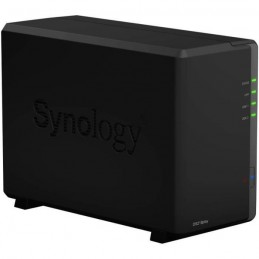 SYNOLOGY DS218play Serveur de Stockage (NAS) 2 Baies - Boitier nu
